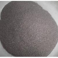 95% Min Purity Brown Fused Aluminum Oxide , Aluminium Oxide Abrasive Powder F70 Manufactures