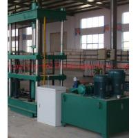 China Metal Ceiling Roll Forming Machine / Hydraulic Cutter Which used in Glazed Tile Making Machine on sale