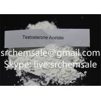 China Test Acetate Testosterone Acetate For Muscle Building Anabolic Steroid CAS 1045-69-8 on sale