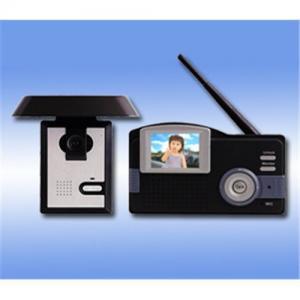 China 2.4G Digital Wireless Video Door Phone on sale
