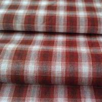 100% Cotton Yarn-dyed Fabric, 50 x 50 Yarn Count, 120 x 90 Density and 57 or 58 Inches Width Manufactures