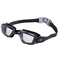 Professional Myopia Optical Swimming Goggles Anti - Fog Waterproof  For Adult Manufactures