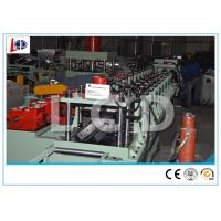 Secure Fence Highway Guardrail Roll Forming Machine Two And Three Waves PLC Control