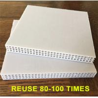 China 1220*2440*12mm construction plastic formwork panel for construction on sale