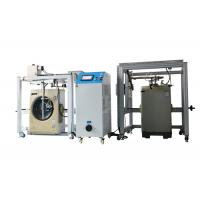 IEC60335 Tumble And Wave-Wheel Washing Machine 2 Stations Door Performance Endurance Tester Manufactures