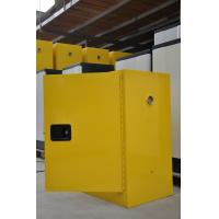Buy cheap Laboratory Industrial Safety Cabinets , Flammable Liquid Chemical Safety Storage Cabinet from wholesalers