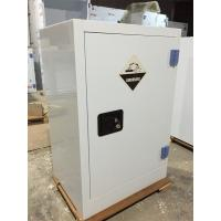 Acid Corrosive Safety Polypropylene Storage Cabinets , PP Hazardous Storage Containers 4 gallon Manufactures