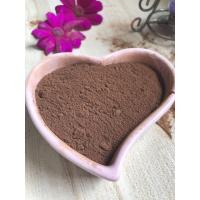 Buy cheap Unsweetened Dark Cocoa Powder , Milk Chocolate Cocoa Powder No Coke Particles from wholesalers