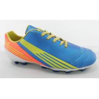 Custom Leather Adidas Outdoor Soccer Cleats , Sporty Men Soccer Boots Manufactures