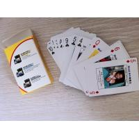 Advertising Full-Color Paper Card Printer Ivory Board / White Board Manufactures