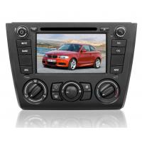 7 Inch Car DVD Player For BMW E88(2004-2011),GPS+DVD+BT+RADIO+USB+SD+IPOD Function Manufactures