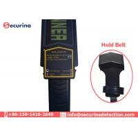 Light Weight Security Wand Metal Detectors Continuous Adjustment For Body Searching Manufactures