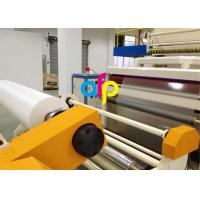 PET Gloss Laminating Film Good Printing Ability Single / Double Side Corona Manufactures