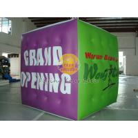 Quality 2m Inflatable Cube Balloon for sale