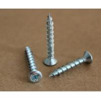 pozi drive countersunk head screw
