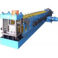 C Frame Roofing Sheet Roll Forming Machine , Pedal Plate Rolling Forming Equipment Manufactures