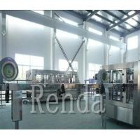 China High Efficiency Carbonated Water/Gas/CO2 Washing Filling Capping Machine for Sale on sale