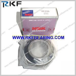 China UK Chrome Steel Pillow Block Insert Bearings NSK UK206 UK208 UK210 on sale