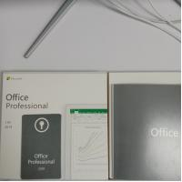Enterprise Version Computer Software System Office 2019 Pro Retail Box With DVD Manufactures