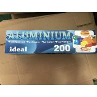 Recyclable Restaurant Supply Aluminum Foil , Aluminium Container Foil For Kitchen Manufactures