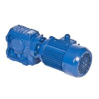 S series helical worm  gear reducer supplier gear reducer supplier Manufactures