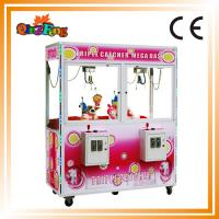 China Arcade Claw Toy Crane Game Vending Machine Simulator For Kids on sale