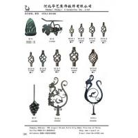 Offer Wrought Iron Stair Handrails, Balconies, Fencing Manufactures