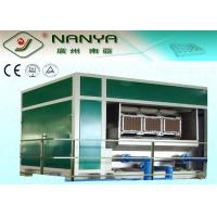Multi - layer Paper Pulp Newspaper Egg Tray Equipment 3000pcs Per Hour Manufactures