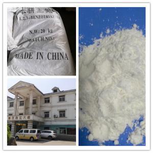 China White powder water treatment Benzotriazole/ BTA bta 99.5%min with best price and quality on sale