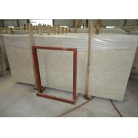 Customized Size Antique Botticino Marble Slab Tiles Marble Sheets For Walls Manufactures