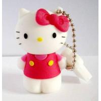 Cartton USB Flash Drives In Hello Kitty Design Manufactures
