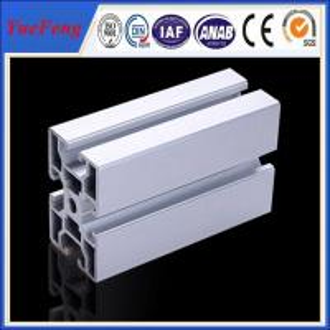 industrial aluminum rail profile for machine line,industrial profile aluminum Manufactures