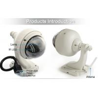 Quality SP015 P2P IR 15M Wireless IP Dome Camera security lowes home security cameras for sale