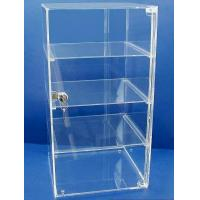 Buy cheap display acrylic showcase from wholesalers