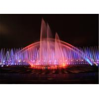Copper Dancing / Musical Water Fountains For Decoration 2 Years Warranty Manufactures