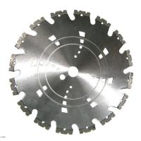 Concrete Block Paving Brick Diamond Saw Blade For Cutting Granite , Fast Speed Manufactures