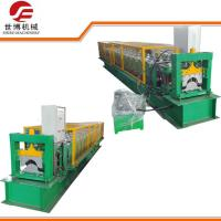 Professional Metal Roof Automatic Roll Forming Machine For Ridge Cap Manufactures