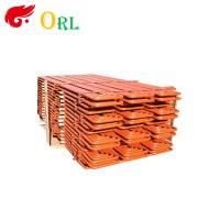 Gas Water / Gas Fire Steam Boiler Spare Parts Superheater In Thermal Power Plant Manufactures