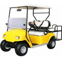 Electric Golf Cart (Four Seat,Back To Back) Manufactures
