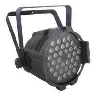 36pcs 3w Rgb 3ch / 7ch Dmx Led Par Can Lights For Stage Show / DJ / Disco Manufactures