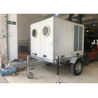 Drez Trailer Mounted Air Conditioner , 12 Ton Outdoor Dome Tent Halls Air Cooler Manufactures