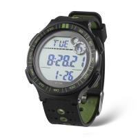 Plastic Digital Watch with Stainless Steel Case Back, 5ATM Water Resistance and TPU Strap,LCD Digital Watches Manufactures