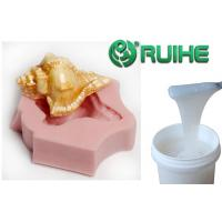 Eco - Friendly Liquid Silicone Rubber For Candle Mould Transparent Color Manufactures