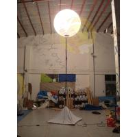 Quality Waterproof, fireproof PVC Standing lighting balloon , PVC or oxford Inflatable Lighting Balloon for sale