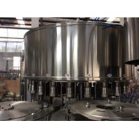 China Fully Automatic Bottle Filling And Capping Machine / Olive Oil Bottling Machine on sale