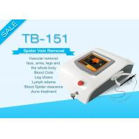30 Mhz RBS Spider Vein Removal Machine For Face Leg Vascular Treatment Manufactures