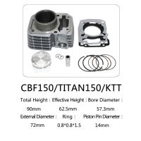 CBF150--motorcycle cylinder kit of motorcycle spare parts for Honda Manufactures