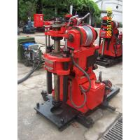 Quality Portable Skid Mounted Drilling Rig For Survey Solid Mineral Deposit for sale