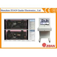 China High Automation Under Vehicle Security System , Vehicle Inspection Machine Fixed Type on sale