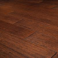 China Water Resistance Wood Grainy Solid Bamboo Flooring on sale
